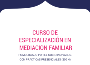 CURSO MEDIACION FAMILIAR 2021